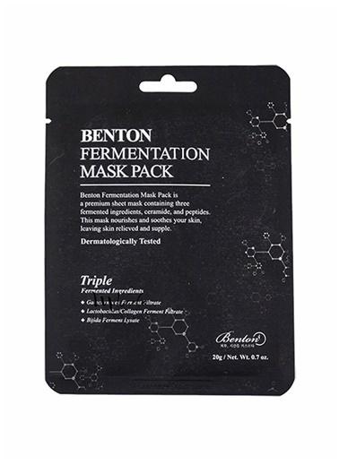 Benton Benton Fermentation Mask - Fermente & Premium İçerikli Maske Renksiz